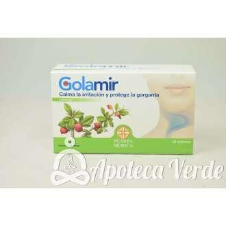 Golamir Comprimidos de Planta Médica