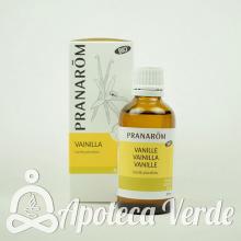 Pranarom Aceite Vegetal de Vainilla Bio