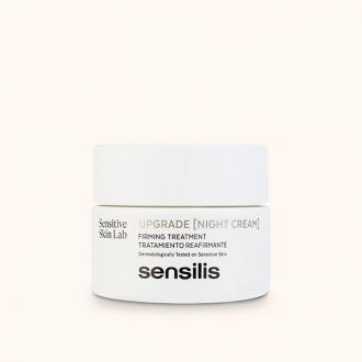 Sensilis Upgrade Crema Noche Tratamiento Reafirmante