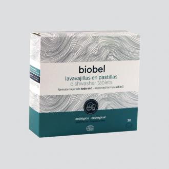 Biobel Pastillas Lavavajillas Ecologico 30ud