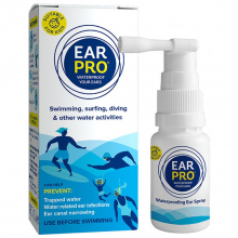 Earpro Spray Protector Oídos Resitentes al Agua 20ml