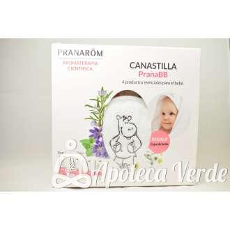 Canastilla Prana BB de Pranarom