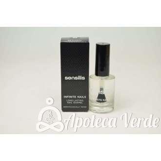 Esmalte de uñas Larga duración Top coat de Sensilis 10ml