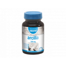 Naturmil Arcilla 500mg 90comp