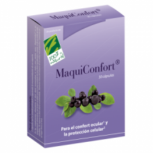 100% Natural Maquiconfort 30cap