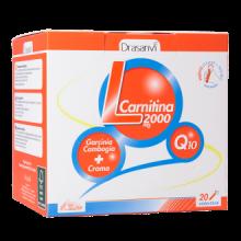 Drasanvi L-Carnitina 2000Mg 20viales