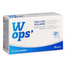 Deiters WOPS Toallitas Oculares 30ud