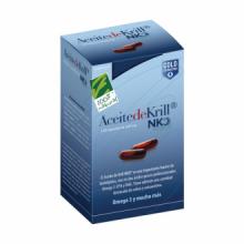100% Natural Aceite de Krill NKO 120cap