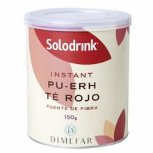 Dimefar Solodrink Te Rojo Pu-Erh Bote 150gr