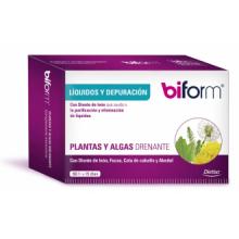 Dietisa Biform Plantas Algas Drenante 60cap