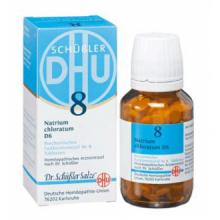 DHU Sal Schuessler Natrium Chloratum 6D 80ud