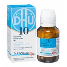 DHU Sal Schuessler Natrium Sulfuricum 6D 80ud