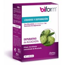 Dietisa Biform Depurativo de Alcachofa 20uviales