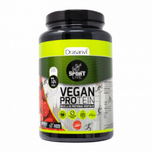 Drasanvi Proteina Vegetal Sabor Frambuesa Sport Live 600gr