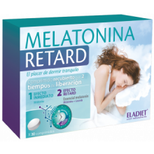 Eladiet Melatonina Retard 30comp