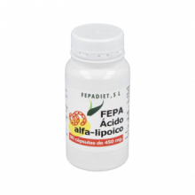 Fepa Acido Alfalipoico 250mg 90cap