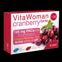 Eladiet Vitawoman Cranberry Forte 30Cap