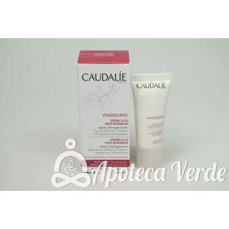 Crema S.O.S Ojos Sensibles Vinosource de Caudalie 15ml
