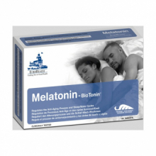 Eurohealth Melatonin Biotonin 1,9Mg 120comp