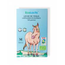 Ecolactis Leche de Yegua Liofilizada Eco 100gr