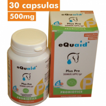 Equaid Probiotics Plus Pro Leche de Yegua 30cap