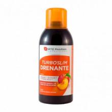 Forte Pharma Turboslim Drenante Melocoton 500ml