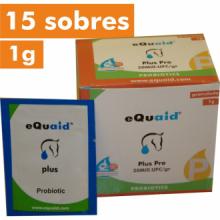 Equaid Probiotics Plus Pro Leche de Yegua 15sbrs 1gr
