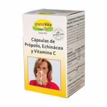 El Granero Integral Propolis Echicacea Vitamina C 75cap