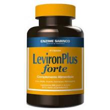 Enzime Sabinco Leviron Plus Forte 30cap
