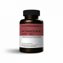 Enzime Sabinco Monakolin K Q10 D3 30cap