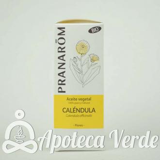 Aceite vegetal de Caléndula Bio de Pranarom 50ml