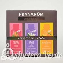 Pranarom Cofre 3 Sinergias Difusión Edición Limitada