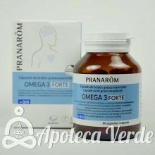 Pranarom Omega 3 Forte Q10