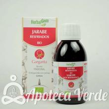 Herbalgem Jarabe Resfriados Garganta Bio