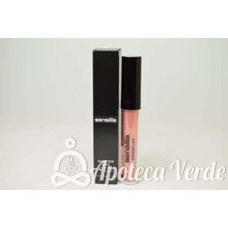 Shimmer Lips Gloss de Labios Confort Rose Sable de Sensilis 6,5ml