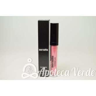 Shimmer Lips Gloss de Labios Confort Fraise de Sensilis 6,5ml