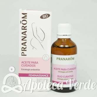 Féminaissance Estrategias anti-estrías Bio de Pranarom 50ml
