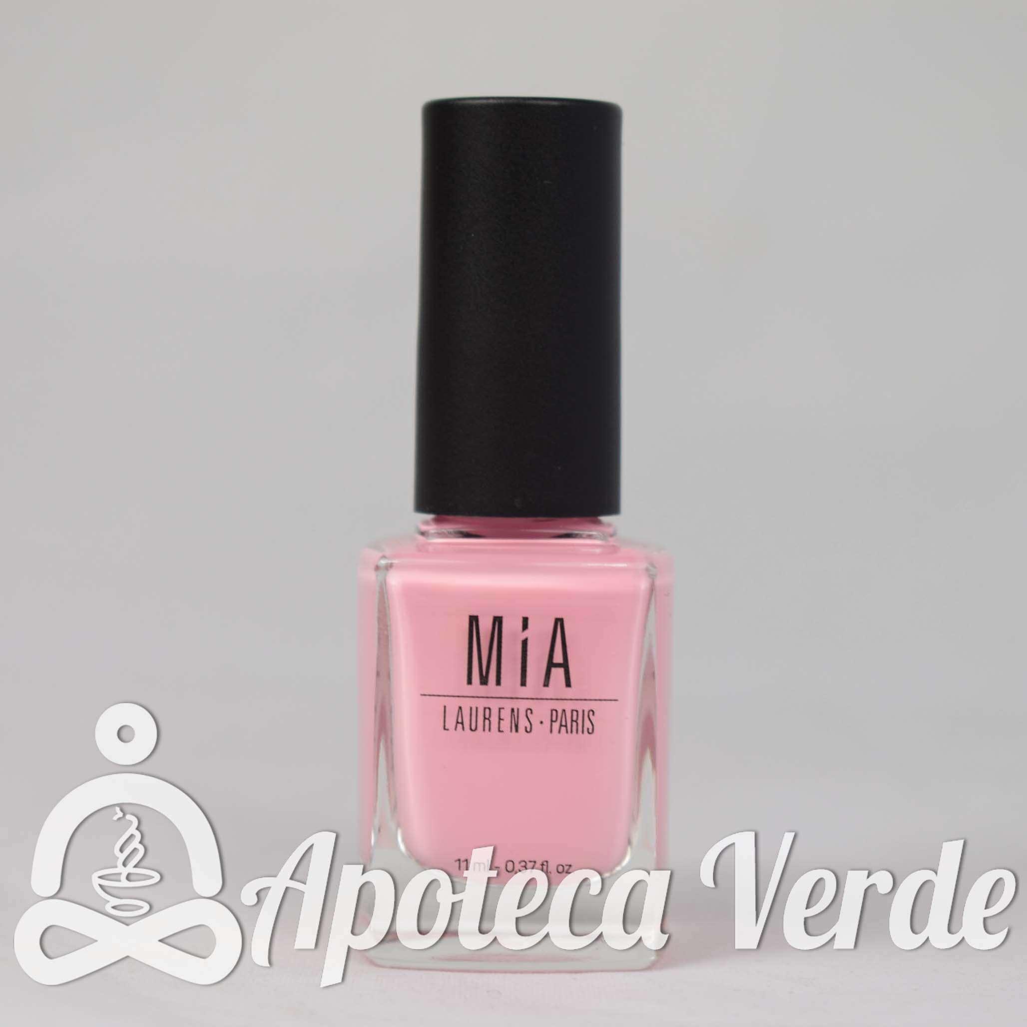 Esmalte de uñas Ballerina Pink 5Free de MIA Laurens 11ml MIA Lauren...