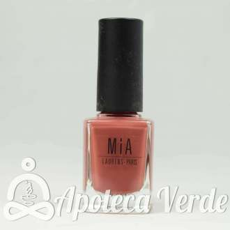 Esmalte de uñas Mahogany 5Free de MIA Laurens 11ml