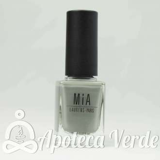 Esmalte de uñas Silver Fog 5Free de MIA Laurens 11ml