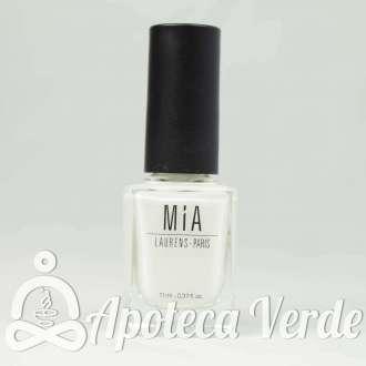 Esmalte de uñas Frost White 5Free de MIA Laurens 11ml