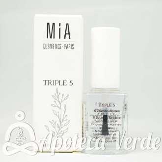 Tratamiento de uñas Triple 5 de MIA Laurens 11ml