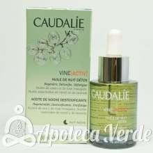 Aceite de Noche Destoxificante VineActiv de Caudalie 30ml