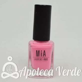 Esmalte de uñas Bubblegum 5Free de MIA Laurens 11ml