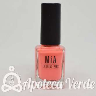 Esmalte de uñas Coral Blush 5Free de MIA Laurens 11ml