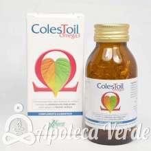 Colestoil Omega 3 de Aboca 100 cápsulas