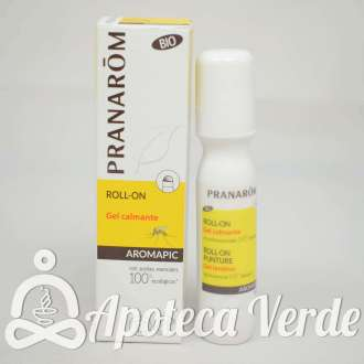 Gel calmante Roll-on Picaduras Bio Aromapic de Pranarom 15 ml