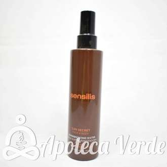 Agua Superbronceadora Sun Secret de Sensilis 200ml