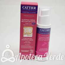 Sleeping Cream Tendre Cocon Arcilla Rosa de Cattier 50ml