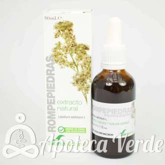 Extracto Rompepiedras de Soria Natural 50ml